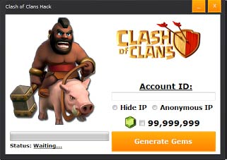 How to Hack Clash of Clans! | Coc Hack Online Free Gems ...